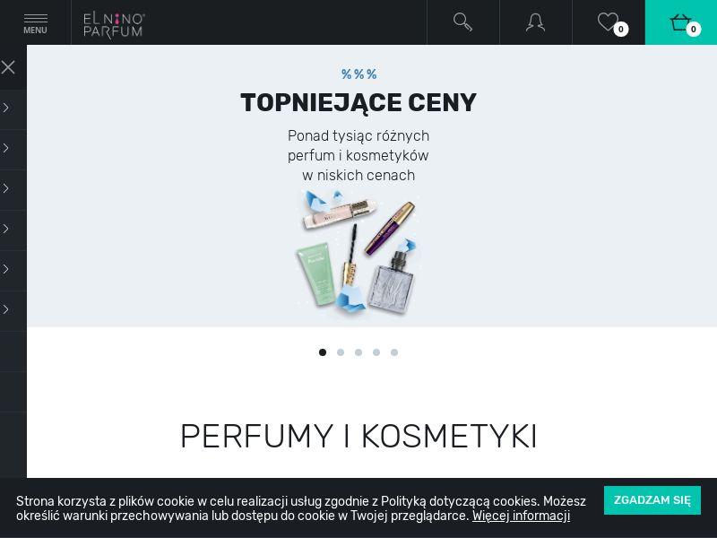 Elnino-Parfum - PL (PL), [CPS], Health and Beauty, Cosmetics, Sell, coronavirus, corona, virus, keto, diet, weight, fitness, face mask