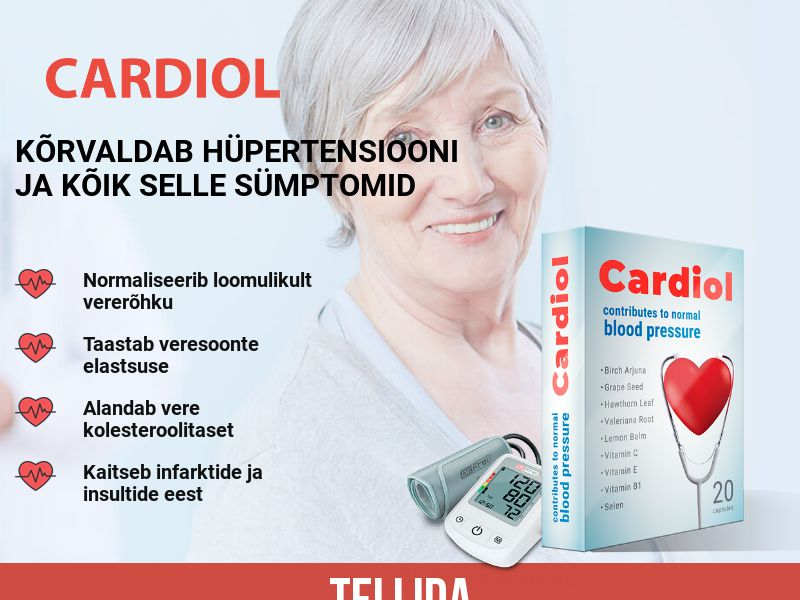 Cardiol EE - pressure stabilizing product
