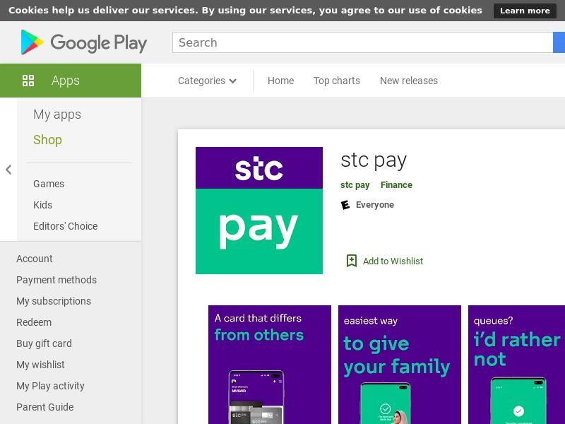 10952 Stc pay Android SA