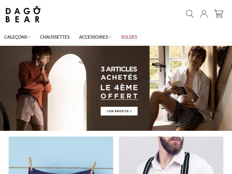 Dagobear - FR (FR), [CPS], Fashion, Clothes, Accessories and additions, Accessories, Presents, Sell, shop, gift