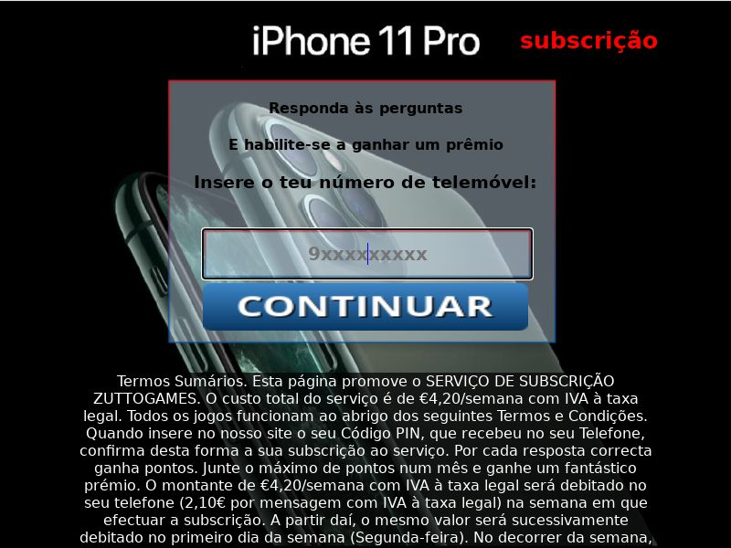 iPhone 11 Pro - All Carriers - PT