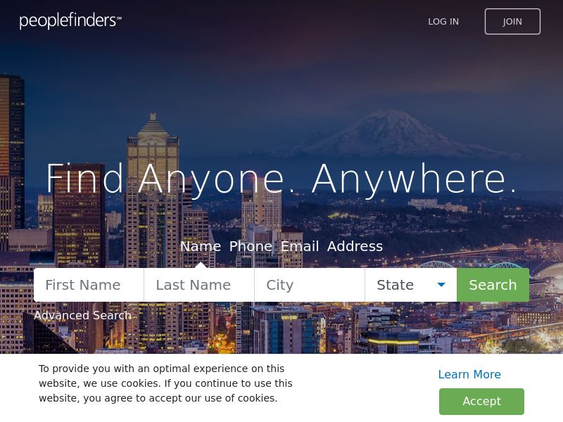 People Finders - People Search