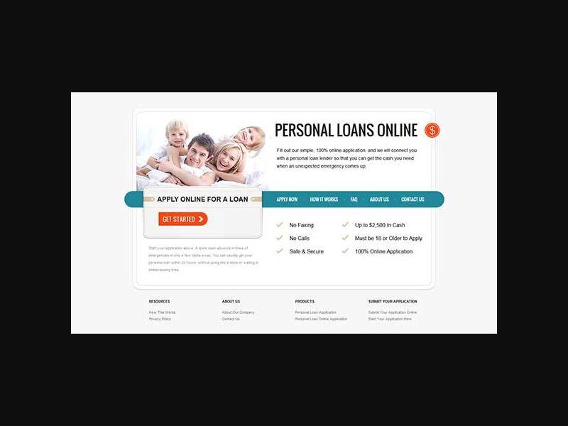 Personal Loans Online - US