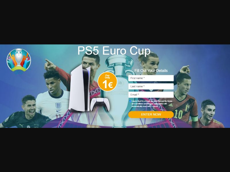 PS5 EuroCup (NZ) (Trial) (Personal Approval)