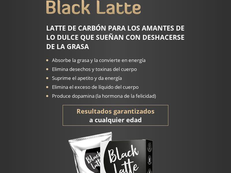 Black Latte - ES
