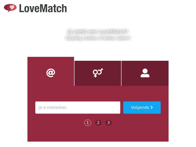LoveMatch CPL NL [DOI] - only SEO traffic
