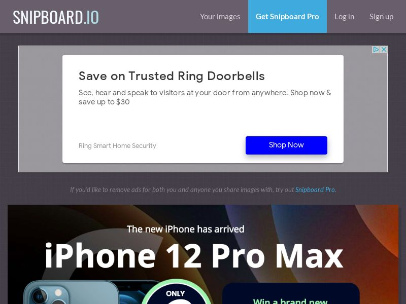 SteadyBusiness - iPhone 12 Pro Max LP64 NZ - CC Submit