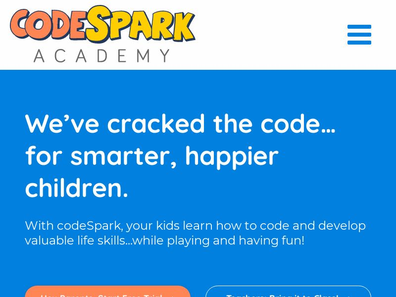 CodeSpark Academy - Coding for Kids - CPA - [US]