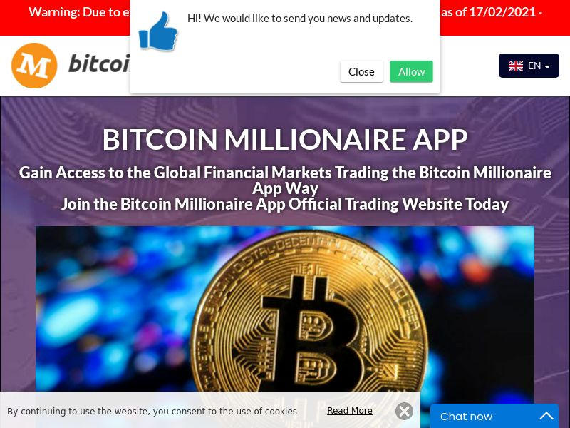 Bitcoin Millionaire App English 2881