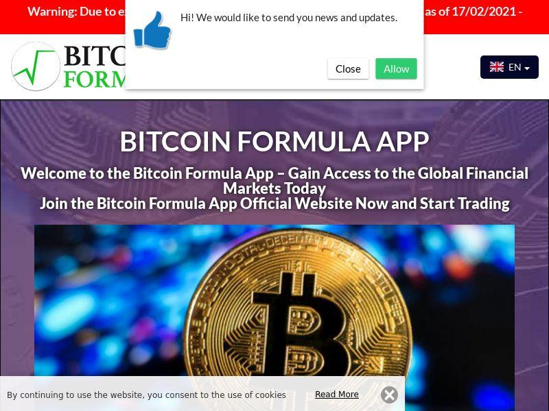 Bitcoin Formula App Dutch 2483