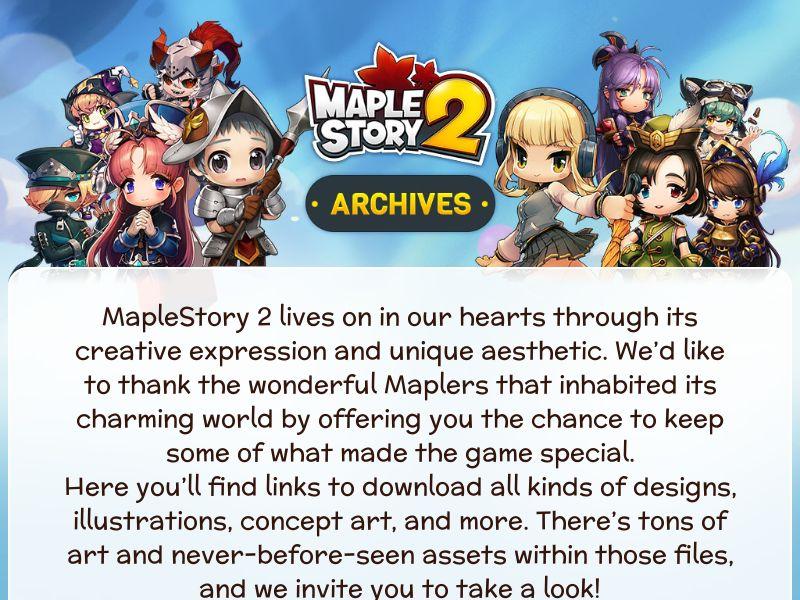 Maple Story 2 - SOI - Brazil