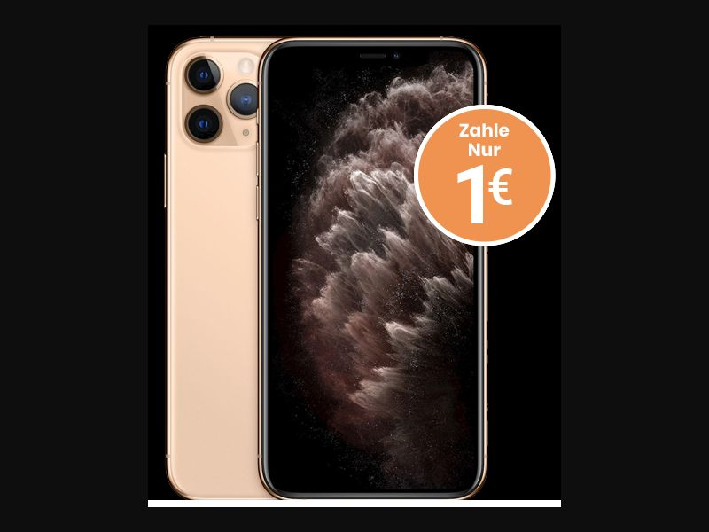 iPhone 11 - CC Submit - DE