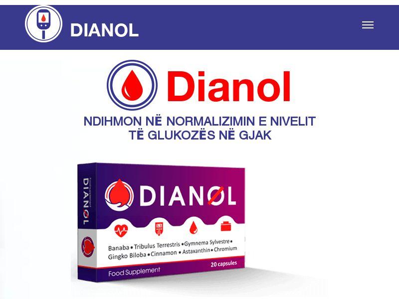 Dianol AL - sugar control supplement