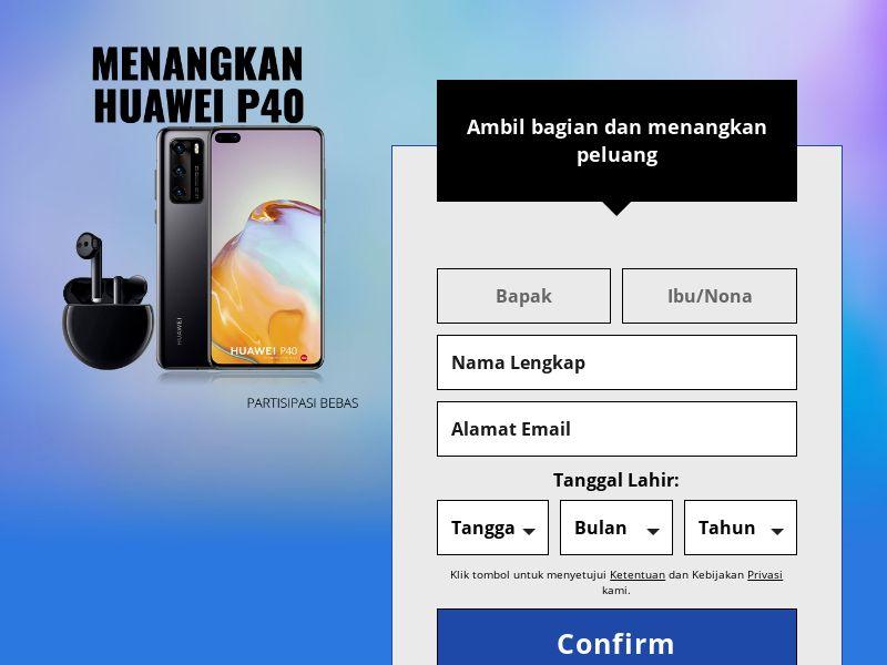 Huawei P40 (Without Prelander) ID | SOI CPL