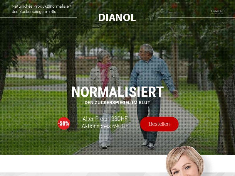 Dianol CH - sugar control supplement
