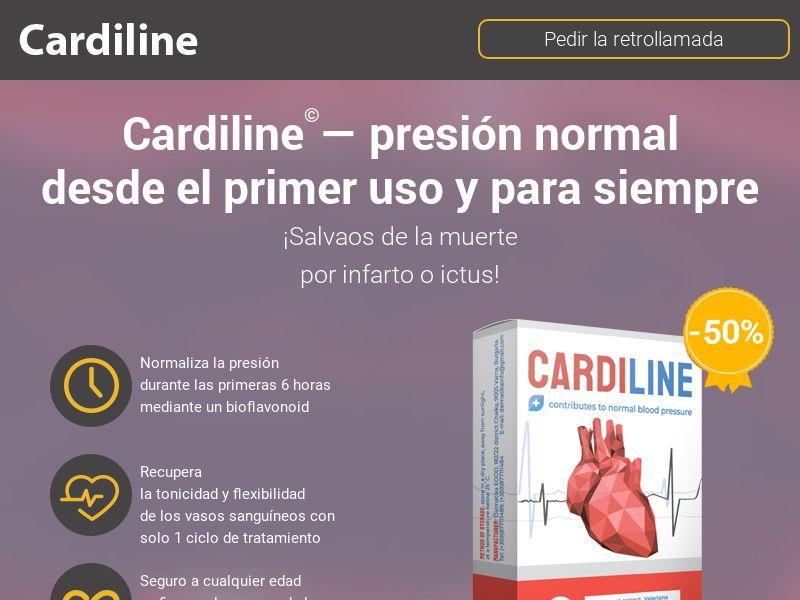 Cardiline ES - pressure stabilizing product