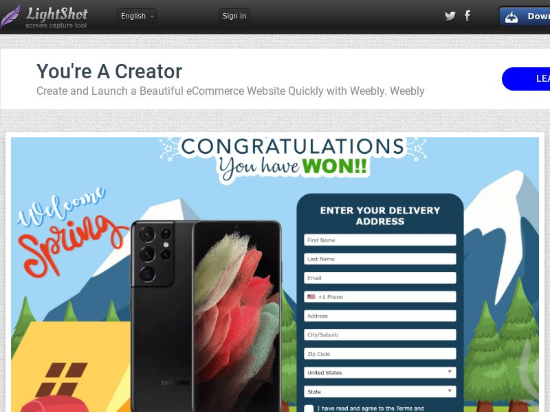 AbsoluteWinner - Samsung Galaxy S21 Ultra (US) (Trial) (Personal Approval)
