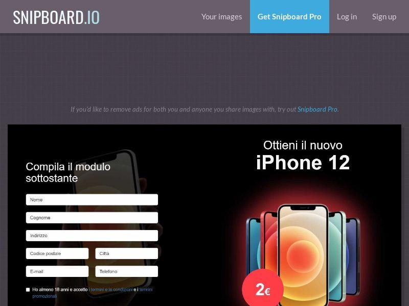 42411 - IT - BigEntry - iPhone 12 v1- CC submit
