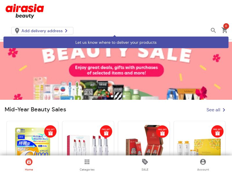 AirAsia Beauty ID CPS