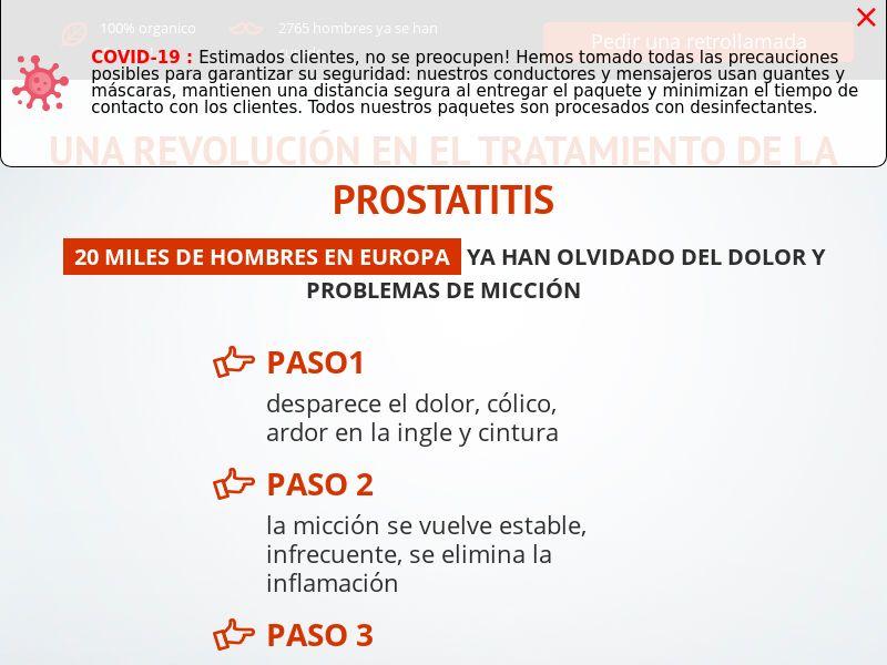 Predstanol CO (prostatitis)