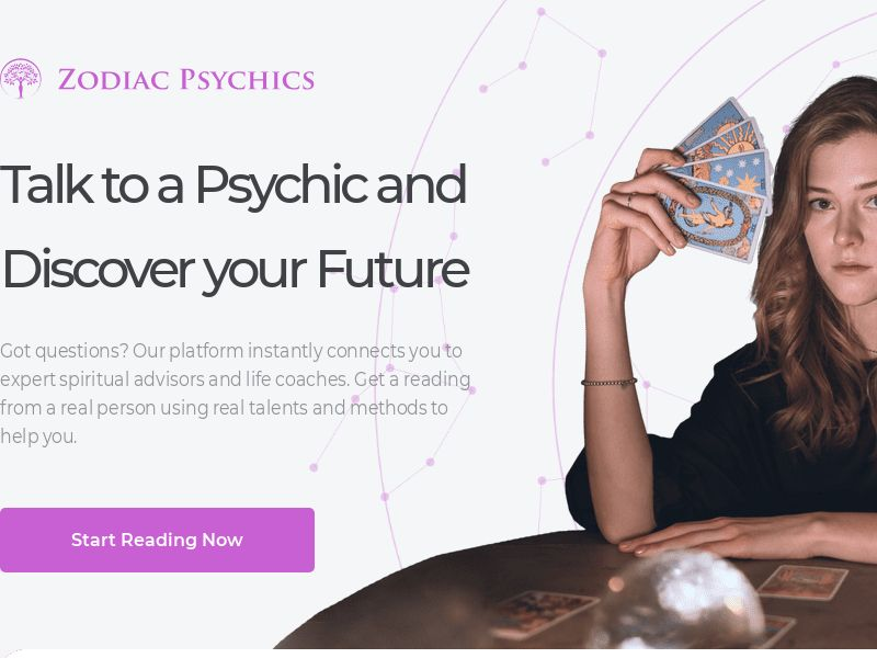 Zodiac Psychics - US, UK, CA, AU, NZ