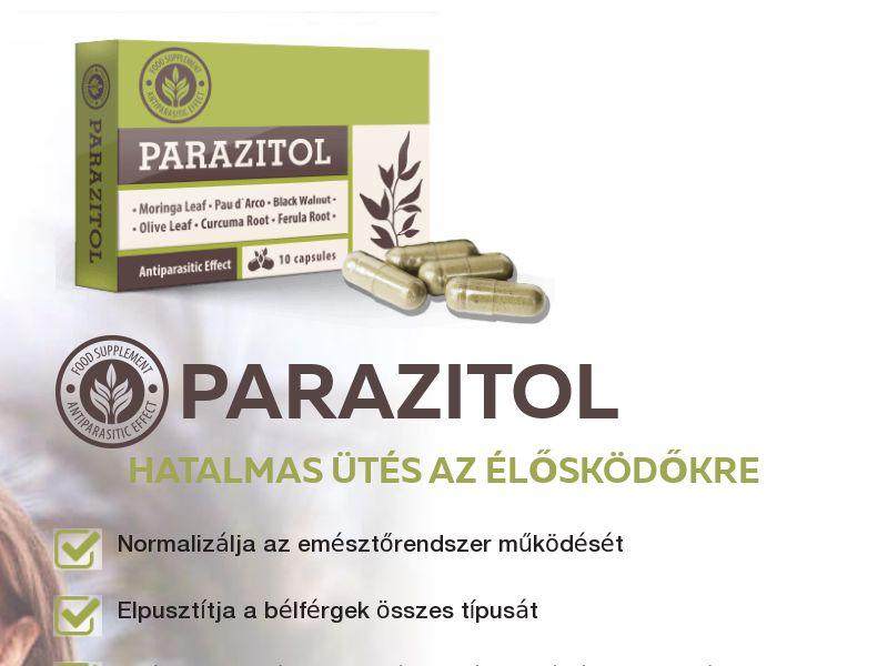 Parazitol HU - anti-parasite product