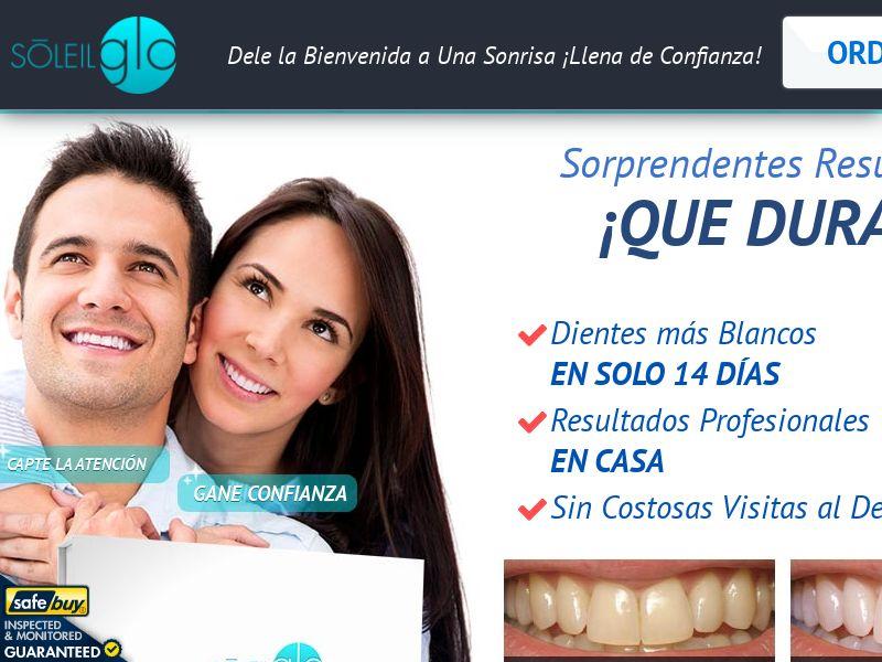 Soleil Glo LP01 - SPANISH - (Teeth)