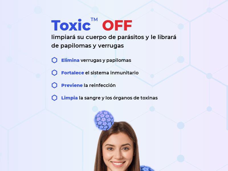Toxic OFF - ES (ES), [COD]