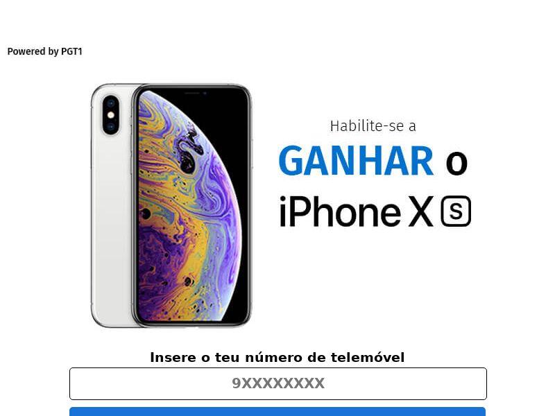 Iphone X - PT