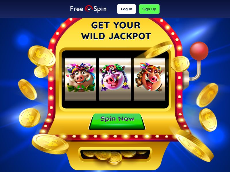 Free Spin Casino CPA (incent) [CA]