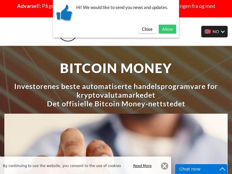 Bitcoin Money Norwegian 3944