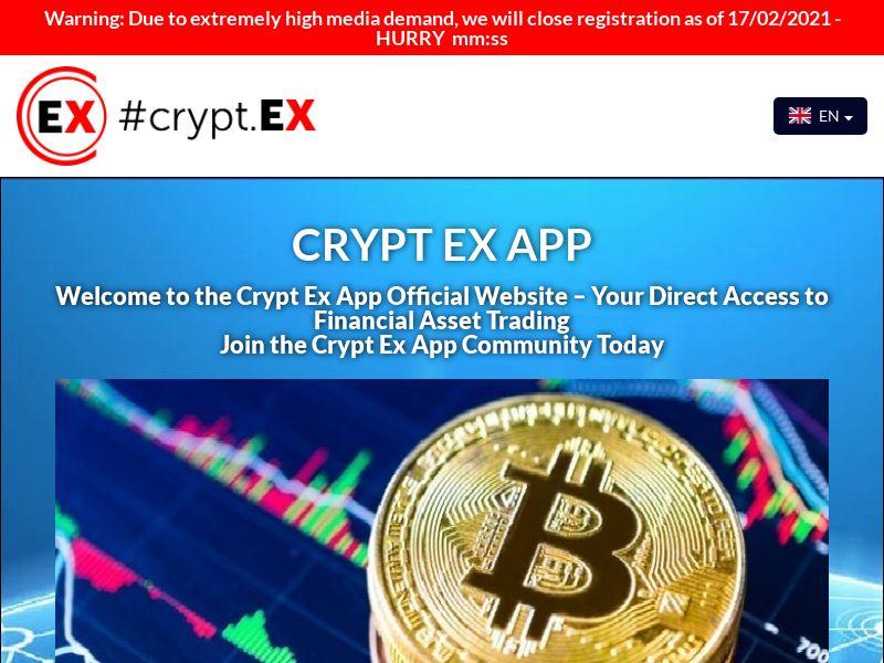 Crypt Ex App Norwegian 2771