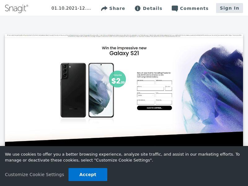 feelinglucky Samsung Galaxy S21 | US