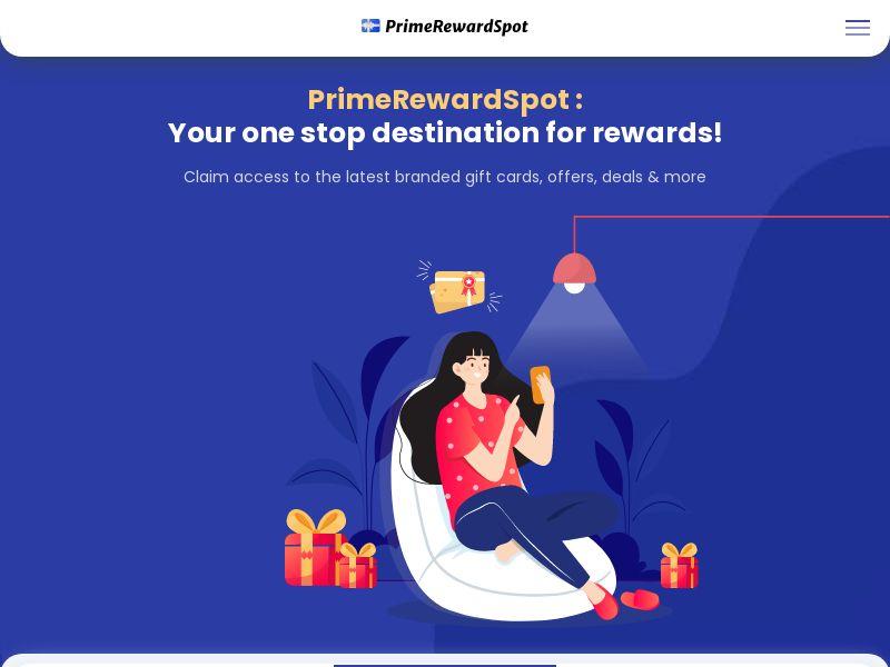Prime Reward Spot (Non Incent) CPL [US]