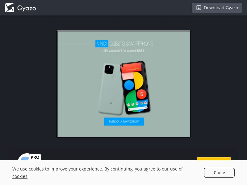 Google Pixel 5 Voucher (IT) (CPL)
