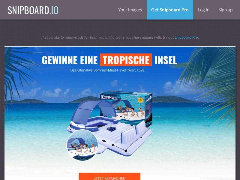 36519 - DE - LeadsWinner - Tropical Island - SOI