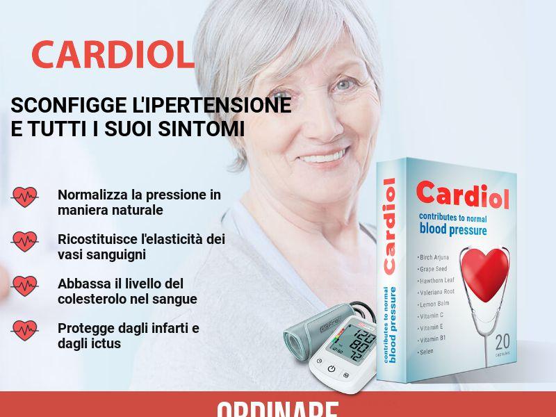 Cardiol IT - pressure stabilizing product