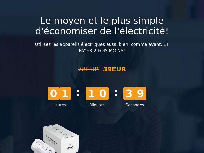 E-Energy FR - energy saving device