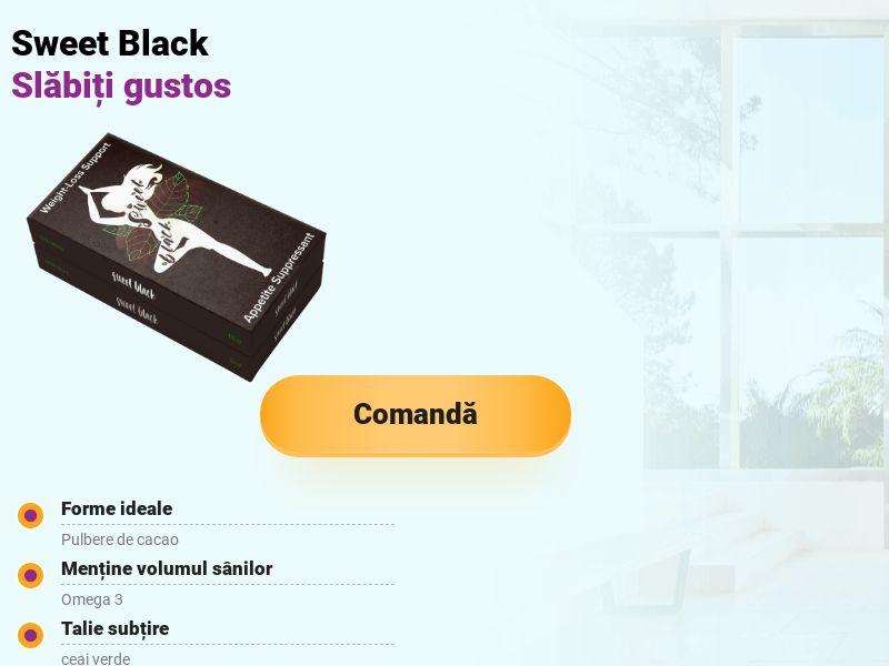 Sweet Black - COD - [RO]
