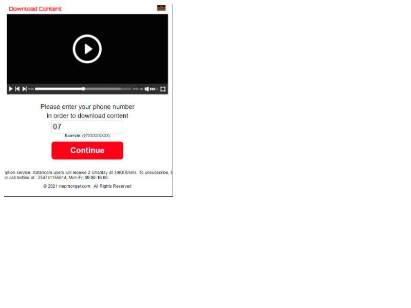 Download Content Safaricom