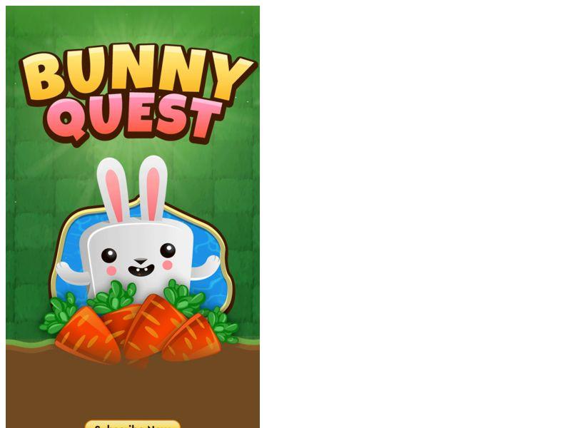 Bunny Quest Dialog