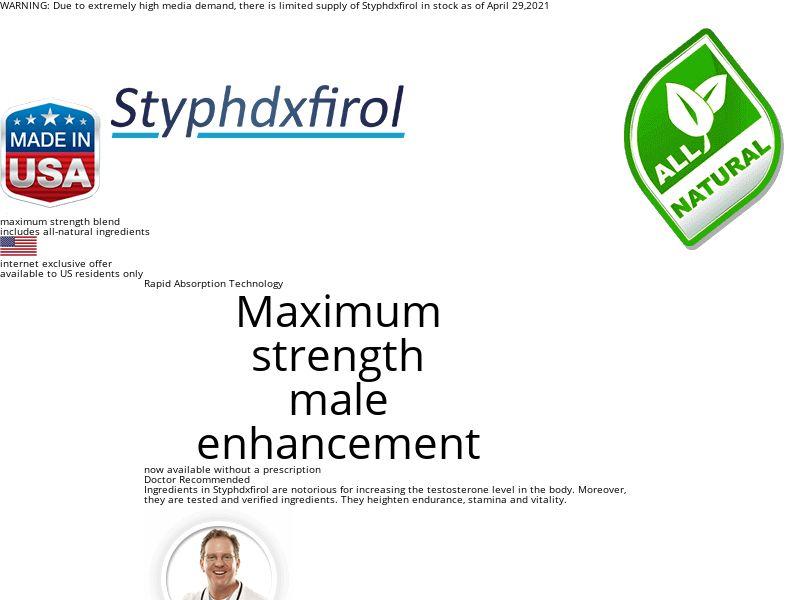 ME -Styphdxfirol -SS -US
