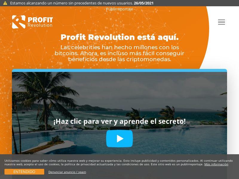 Profit Revolution ES (ES), [CPA]