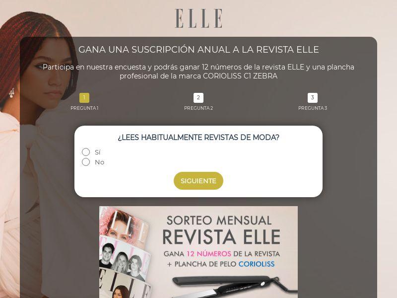 12479) [WEB+WAP] Elle - ES - CPL