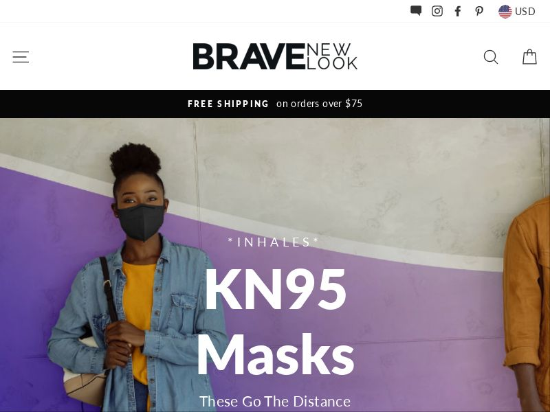 Brave New Look US CPA