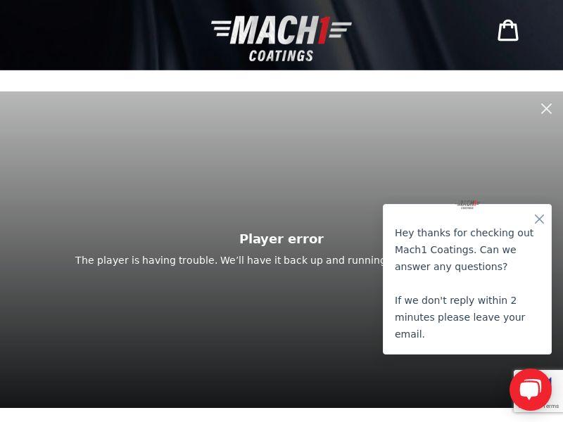 Mach1 Coatings (CPS) - US
