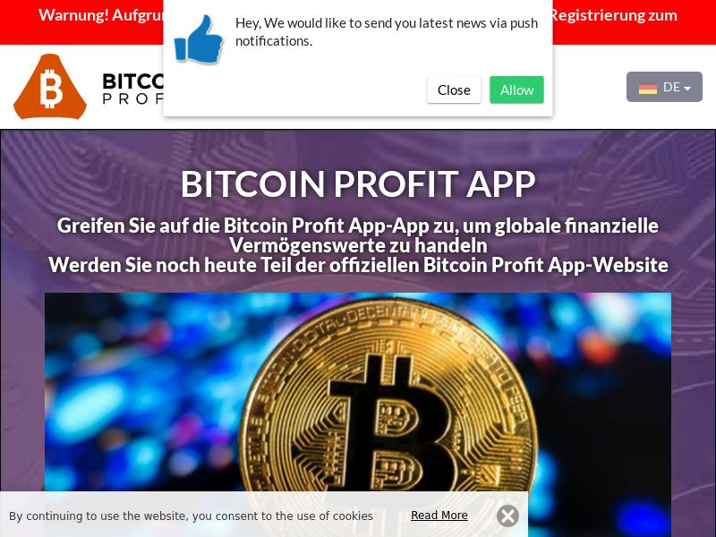 Bitcoin Profit App German 2843