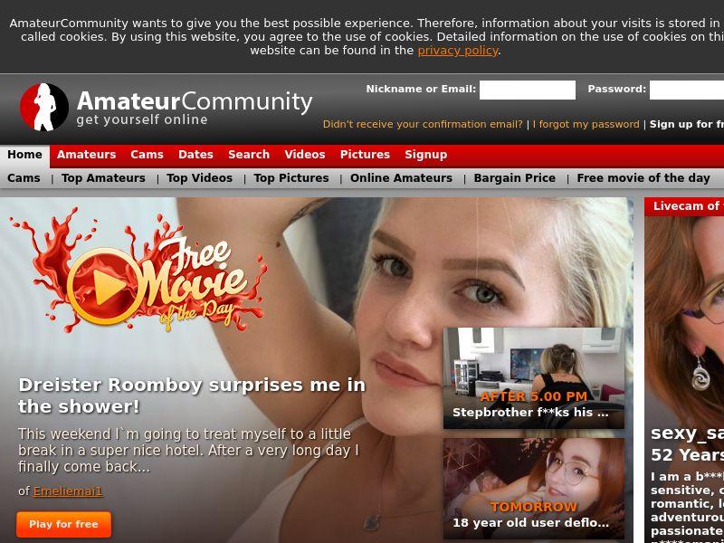Amateurcommunity DOI WEB (DE,AT,CH) (private)