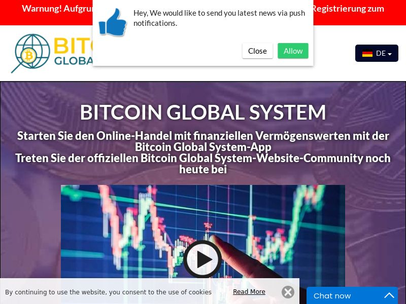 The Bitcoin Global System German 2697