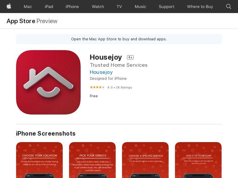 Housejoy_iOS_IN_CPA